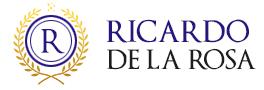 Ricardo de la Rosa Logo